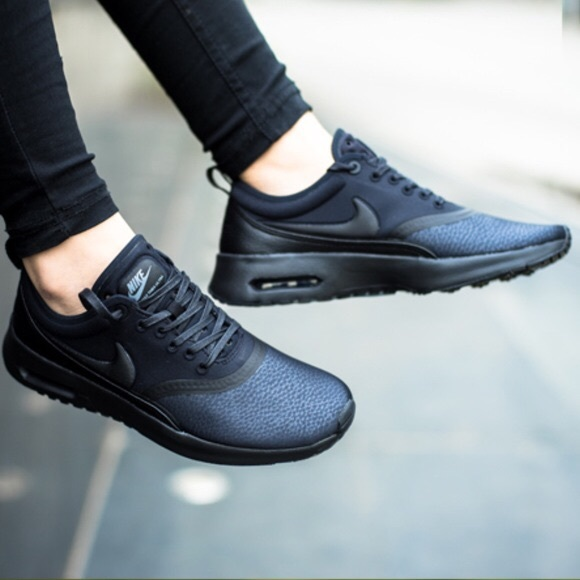 Nike Air Max Thea Ultra Premium Trainers In White Womens